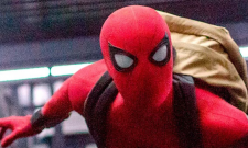 The Wall-Crawler Is In Unfamiliar Surroundings In New Spider-Man: Homecoming Photo