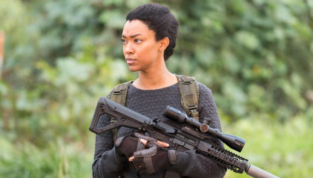 Sonequa Martin-Green's Star Trek: Discovery Character Has a Brand New Name