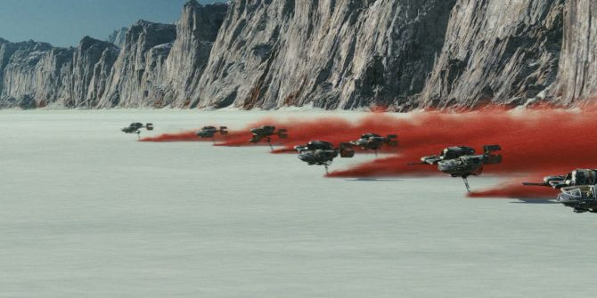 That Star Wars: The Last Jedi Teaser Has Left Us With Crait Expectations
