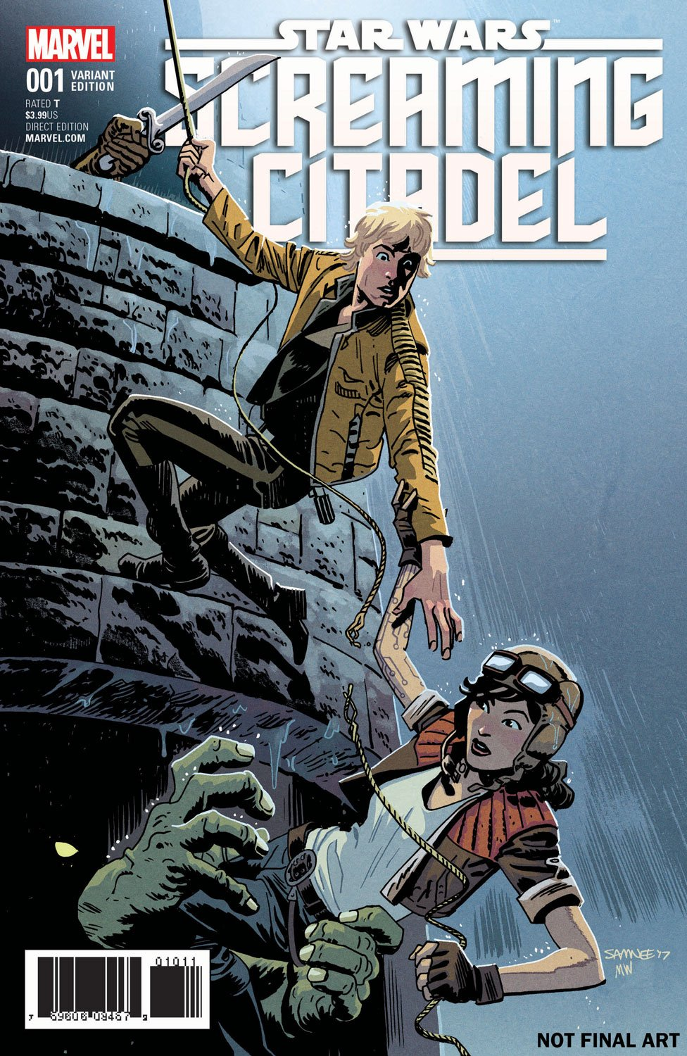 Star Wars: The Screaming Citadel #1 Review