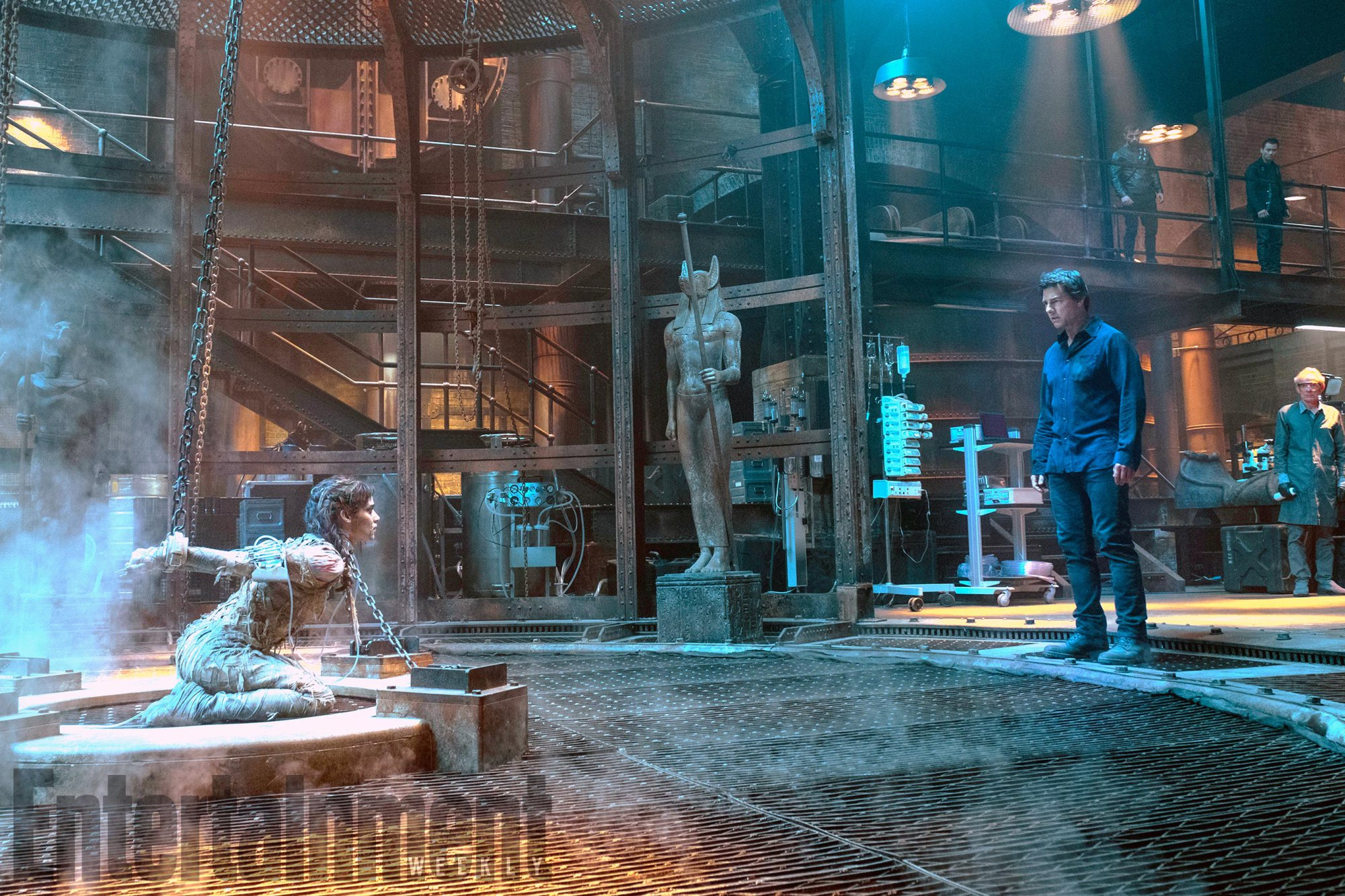International Trailer For The Mummy Presents A History Lesson As EW Summons New Action Shot