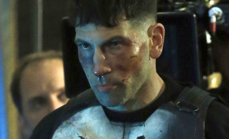 Frank Castle, Micro And More Feature On Awesome New Punisher Poster