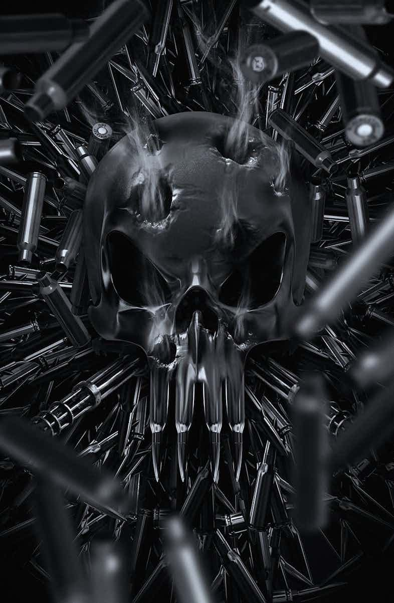 The Punisher Gets A Badass New Fan Poster