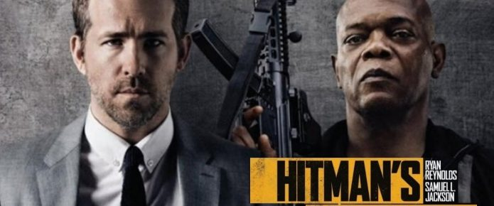 The First Trailer For The Hitman's Bodyguard Delivers Action And Laughs