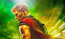 The God Of Thunder Gets Ready For Battle In New Thor: Ragnarok Photo