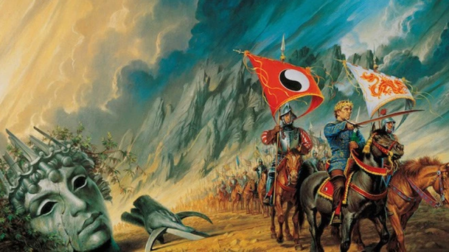 Wheel Of Time TV Series Gets A New Lease On Life At Sony