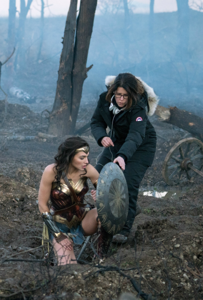 Read The Script For Joss Whedon's Wonder Woman Movie That Never Came To Be