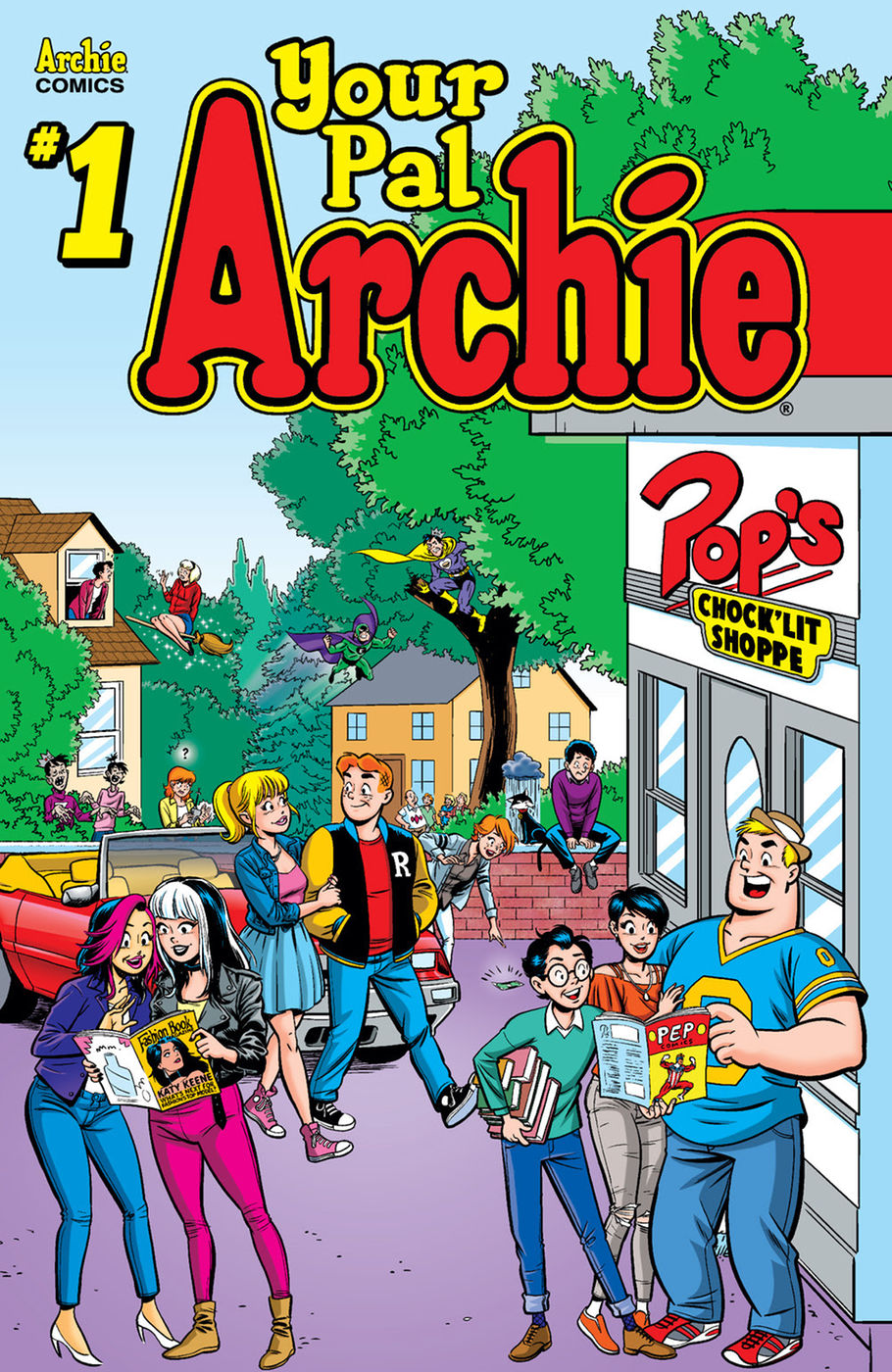Your Pal Archie Will Bring Back The Classic Vibe This Summer
