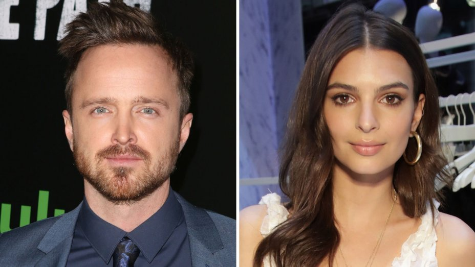 Aaron Paul And Emily Ratajkowski To Star In Welcome Home
