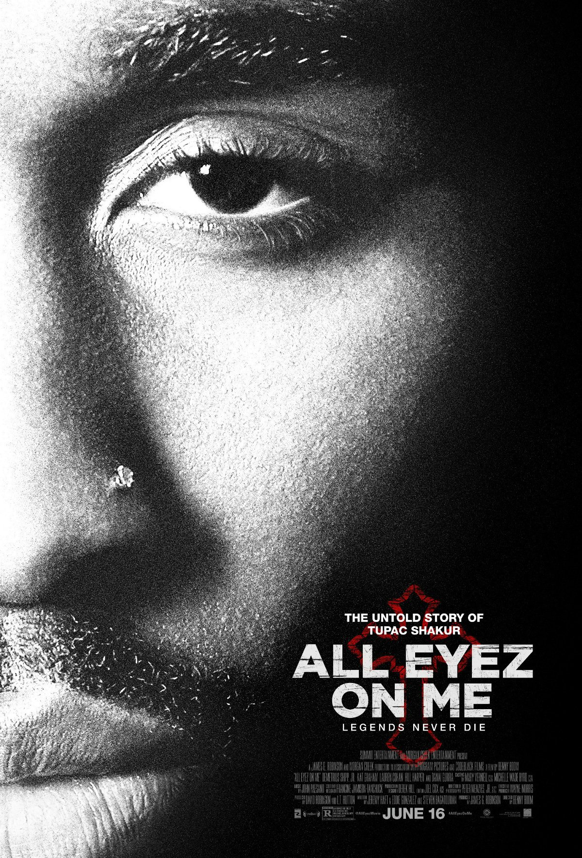 All Eyez On Me Trailer Sheds Light On The Life And Enduring Legacy Of Tupac Shakur