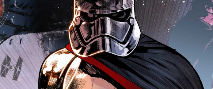 Marvel Is Making A Captain Phasma Comic Miniseries