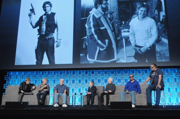 Check Out Over 40 Hi-Res Images From The Star Wars Celebration 40th Anniversary Panel