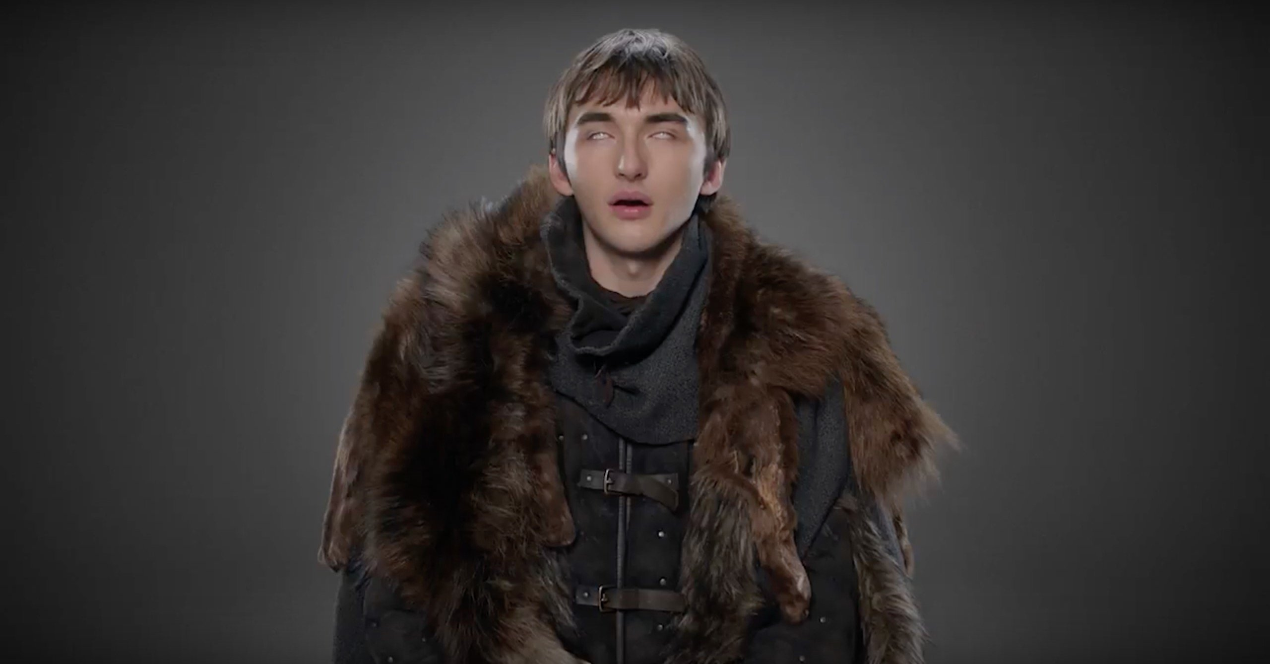 Now That Winter Is Officially Here, Check Out The Game Of Thrones Cast In Their Cosy New Costumes