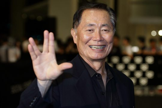 George Takei And IDW Unite To Publish Original Graphic Novel