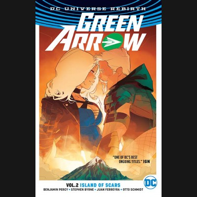Green Arrow Vol. 2: Island Of Scars Review