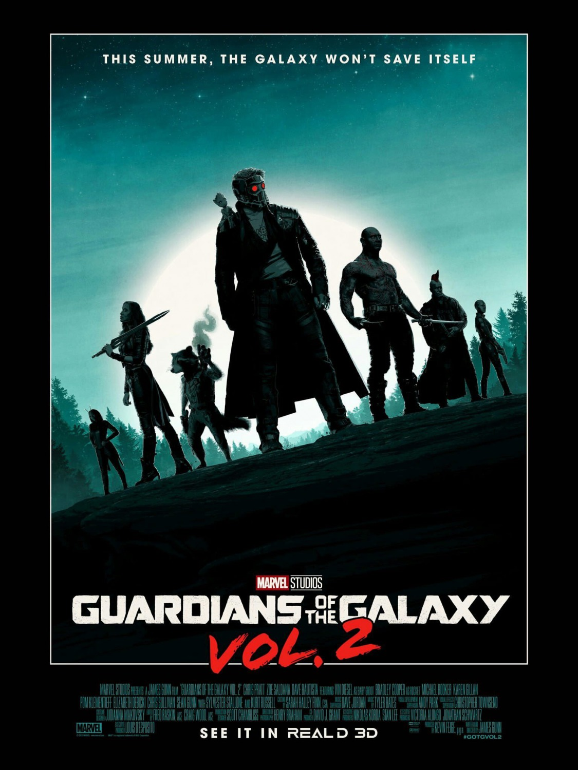 Four Pulsing TV Spots For Guardians Of The Galaxy Vol. 2 Blast Online As A New Poster Rallies The Crew