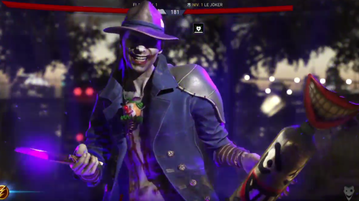Leaked Gameplay Outs New Injustice 2 Character Ahead Of Official Reveal