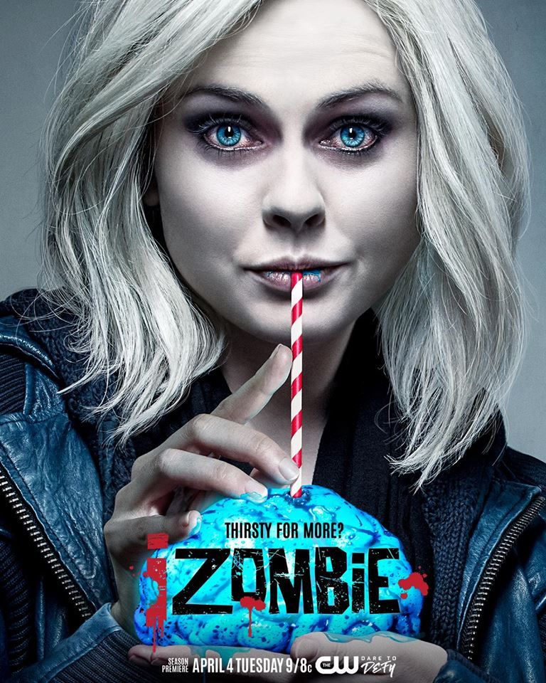 Exclusive Interview: Aly Michalka Talks iZombie And Arrow