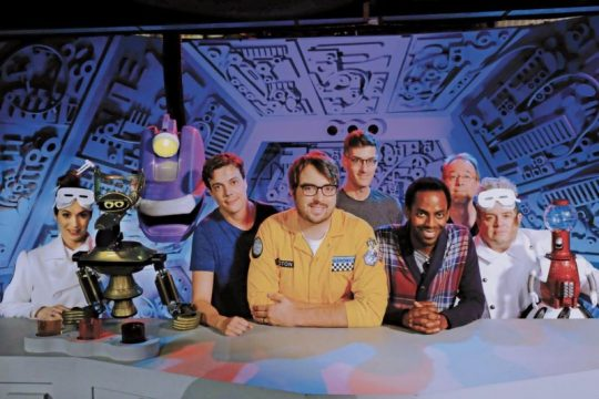 Mystery Science Theater 3000: The Return Review