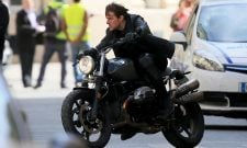 Tom Cruise Leaps Into Action In New Mission: Impossible 6 Set Photos