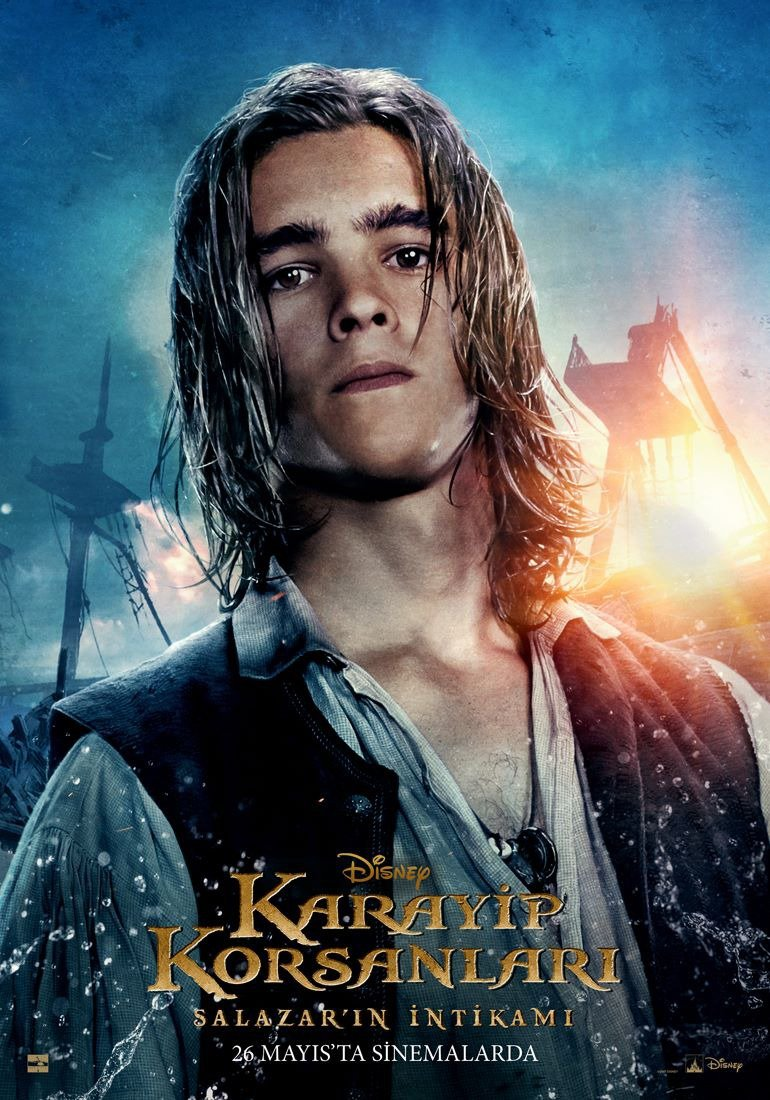 International Posters For Pirates Of The Caribbean: Dead Men Tell No Tales Dock Online