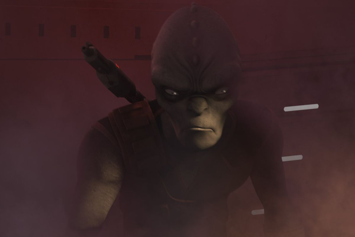 New Star Wars Rebels Character To Be Voiced By Warwick Davis