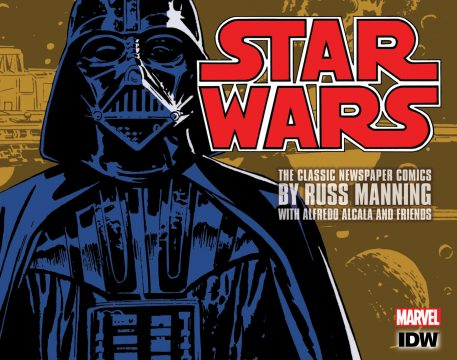 IDW Announces Star Wars: The Classic Newspaper Comics, Vol. 1