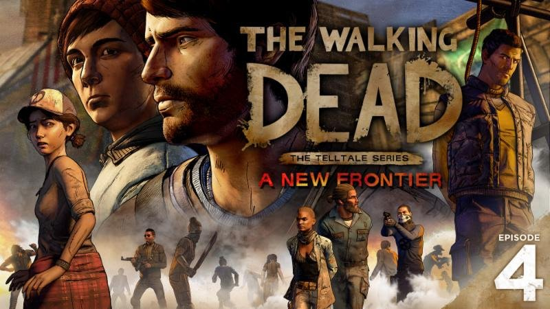 The Walking Dead: A New Frontier Episode 4: Thicker Than Water Review