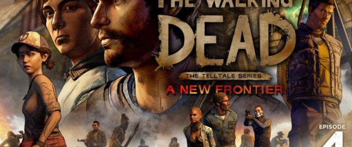The Walking Dead: A New Frontier Episode 4 Out April 25, Here's The Launch Trailer