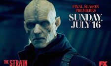 There's Some Hot Tongue Action In This New Promo For The Strain Season 4
