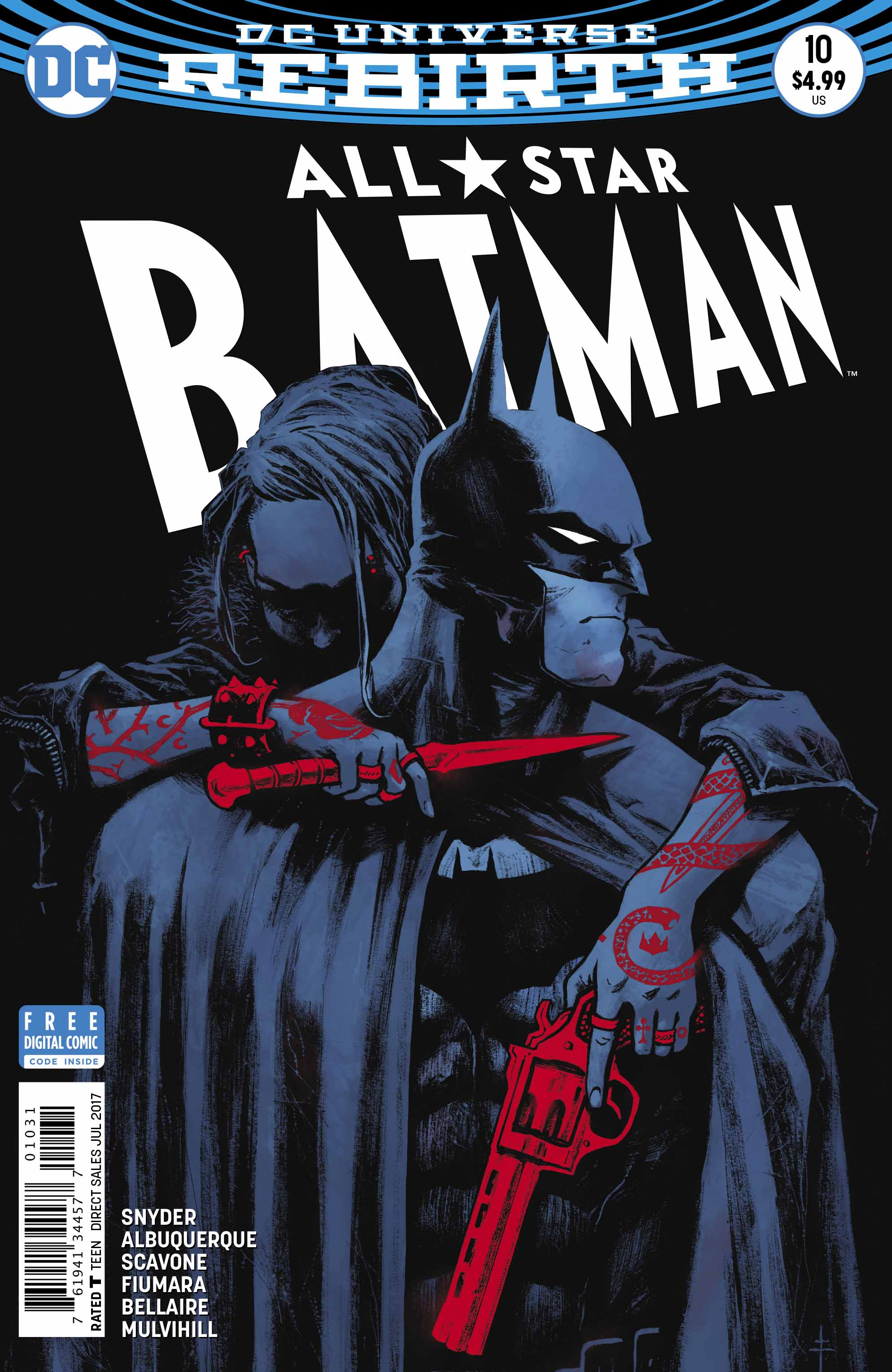 All-Star Batman #10 Review