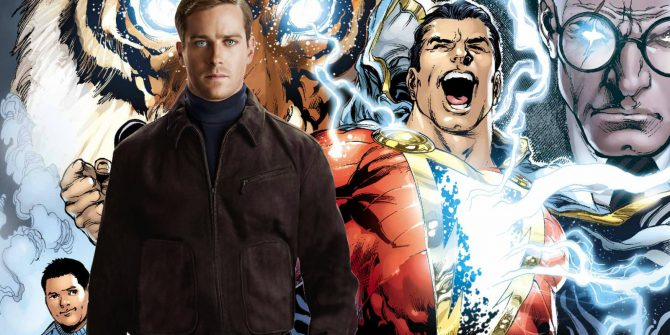 Another Round Of Shazam Rumors Point To Superman Cameo And A Story Inspired By Geoff Johns' New 52