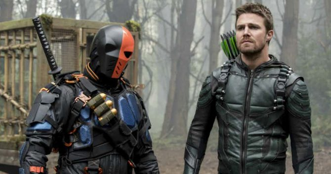 Arrow Casting Deathstroke's Son, Felicity May Start Her Own Company