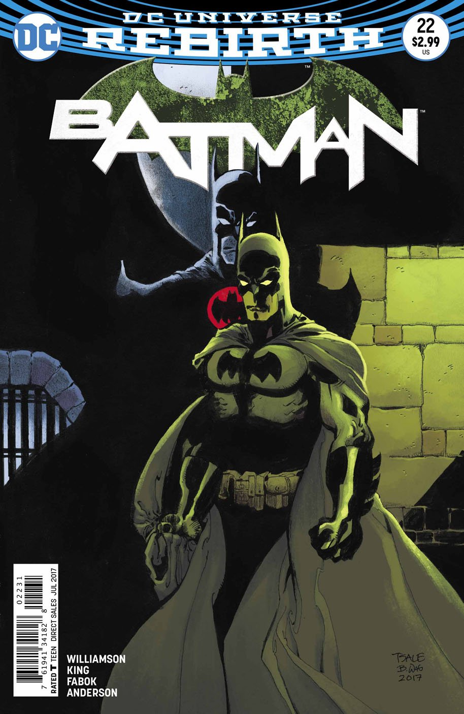 Batman #22 Review
