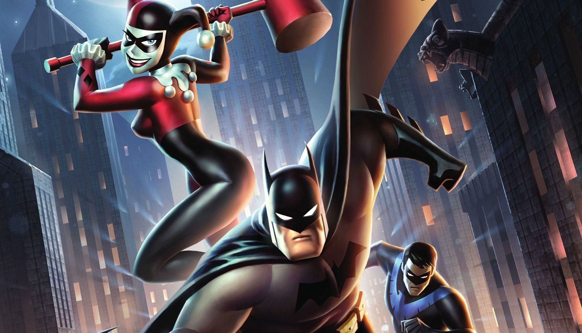 Batman And Harley Quinn Blu-Ray Release Date, Box Art And Extras Revealed