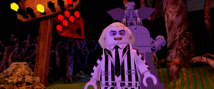 Beetlejuice, Powerpuff Girls And Teen Titans Go Coming To Lego Dimensions