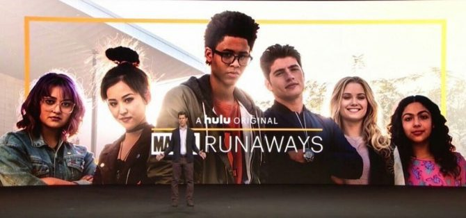 Marvel's Runaways Gets Series Order From Hulu, First Teaser And Image Leak Online
