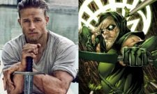 """Charlie Hunnam On Playing Green Arrow: """"DC, Give Me A Call"""""""