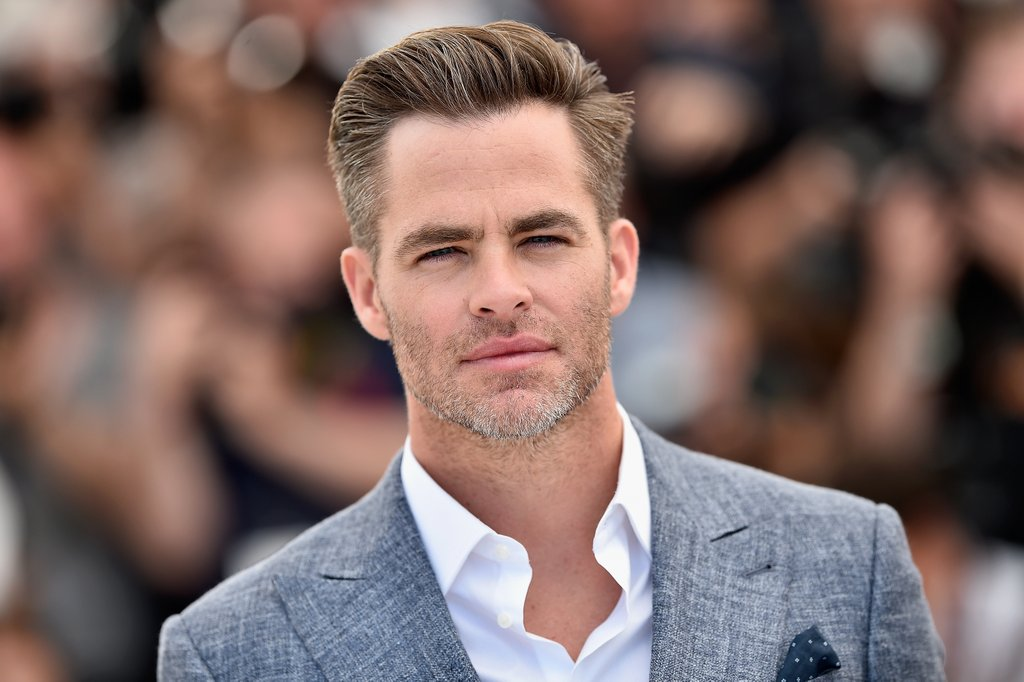 Chris Pine And Michelle Williams To Star In All The Old Knives