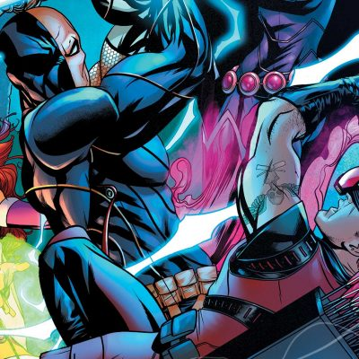 Deathstroke #19 Review