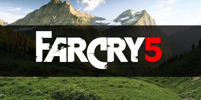 New Rumors Suggest Far Cry 5 Will Be A Western Set In Montana