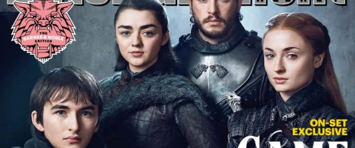 Entertainment Weekly Have Gone Stark Raving Mad With Their Game Of Thrones Covers