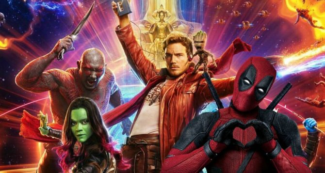 Guardians of the galaxy,