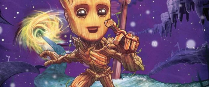 I Am Groot #1 Review