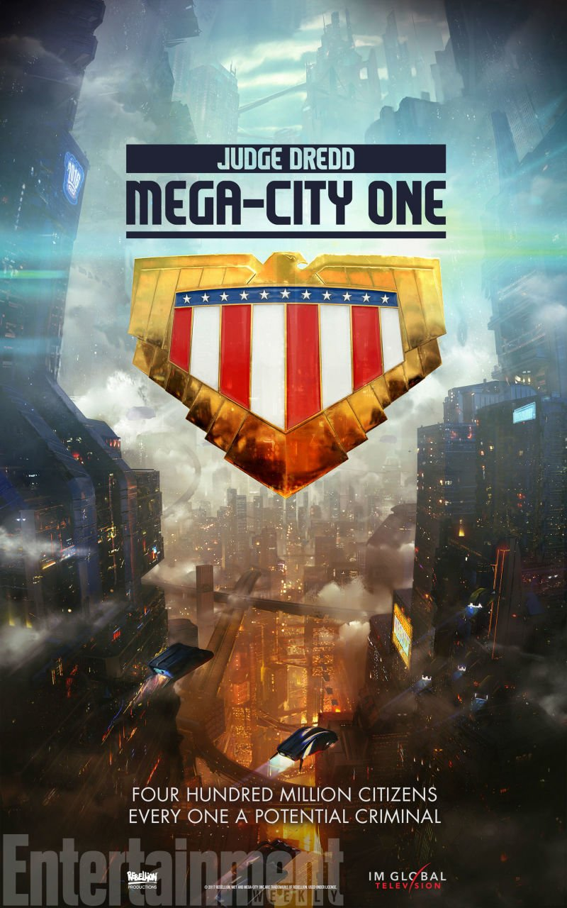 Judge Dredd: Mega-City One Producer On The Possibility Of Casting Karl Urban