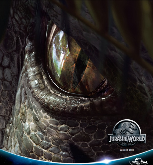 Promo Image For Jurassic World 2 Features An Angry Dino - But Is It The Indominus Rex?