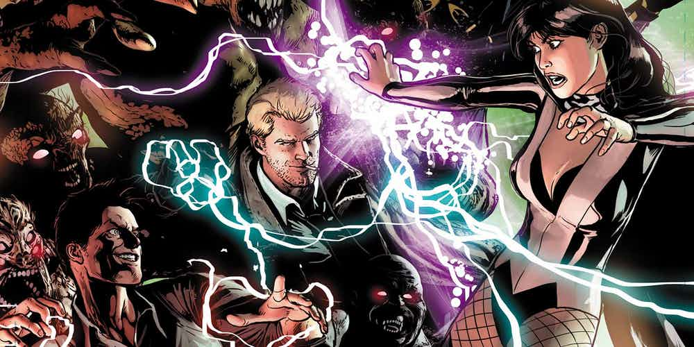 "Justice League Dark Will Be ""Character Driven"" And ""Intimate"""