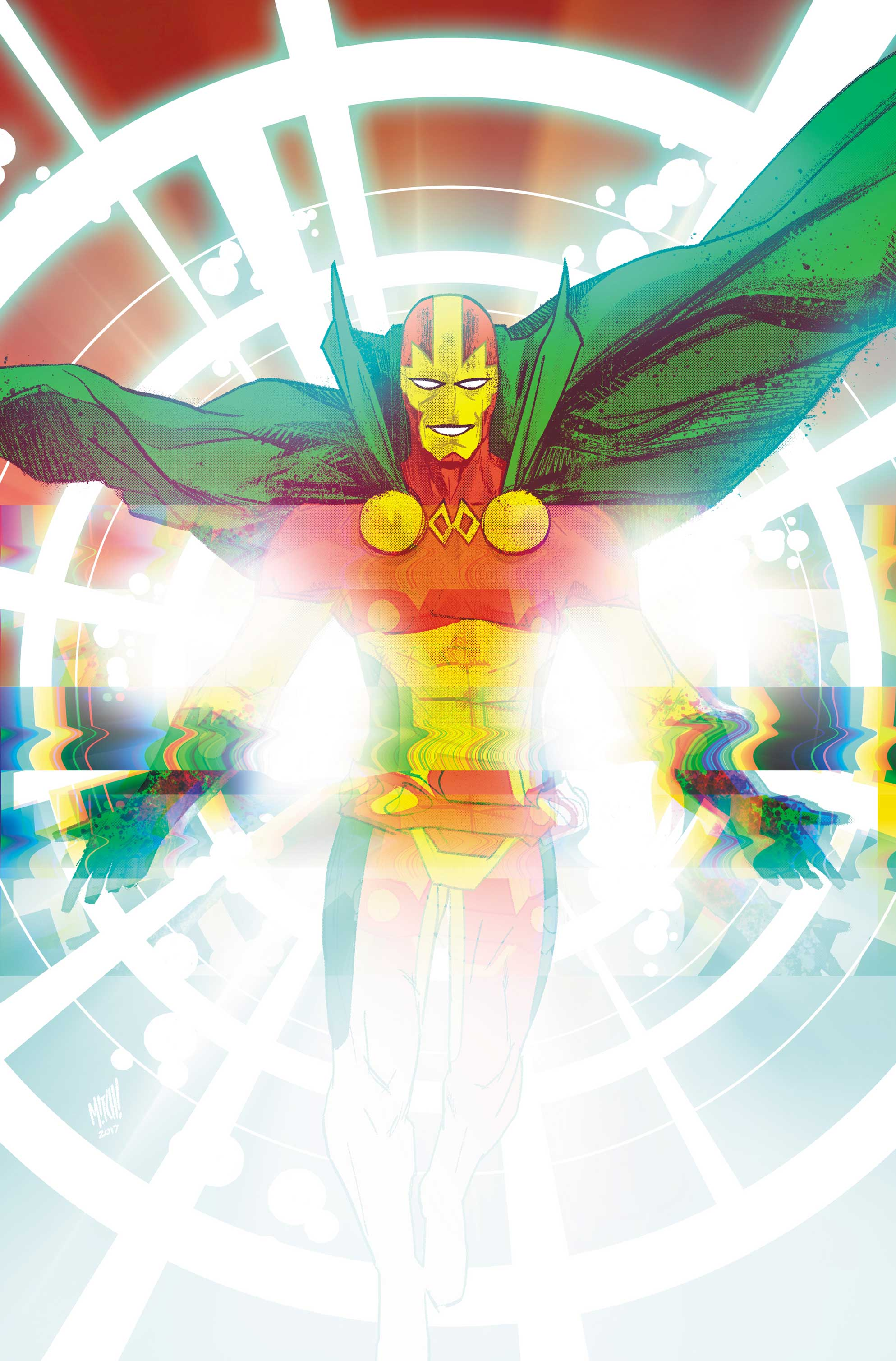 DC Announces New Mister Miracle Series