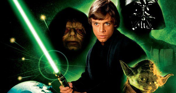 Here's Why Luke Skywalker's Lightsaber Is Green And Not Blue In Return Of The Jedi
