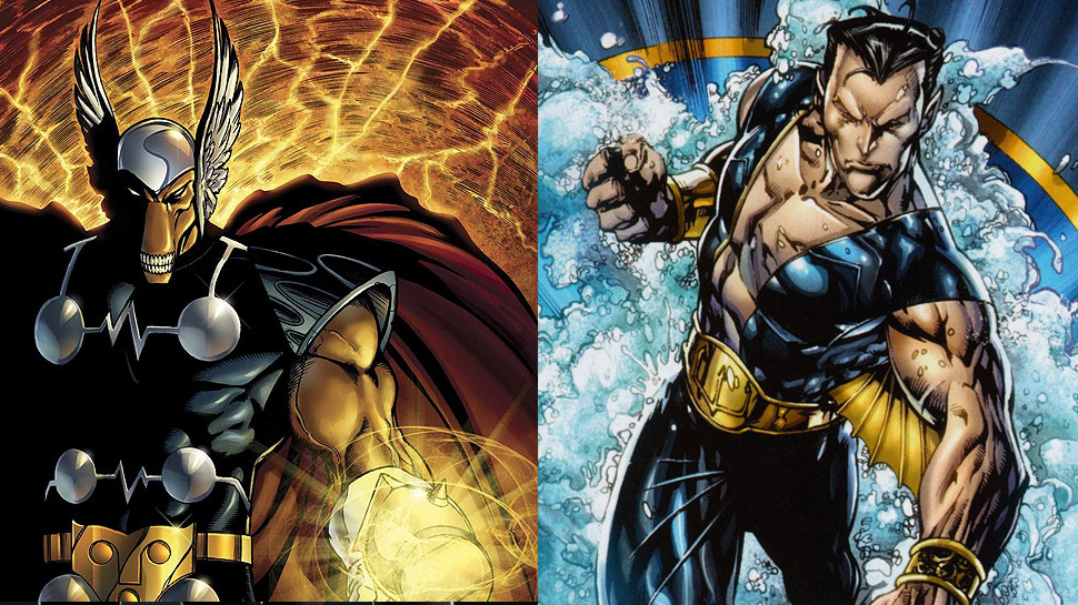 Are Namor The Sub-Mariner And Beta Ray Bill About To Join The Marvel Cinematic Universe?